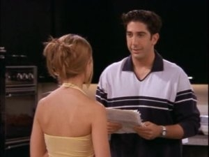 Friends - 04x01 The One With The Jellyfish