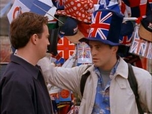 Friends - 04x23 The One With Ross's Wedding (1)