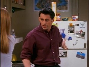 Friends - 06x19 The One With Joey's Fridge