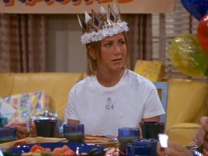 Friends 7x14 The One Where They All Turn Thirty - ShareTV