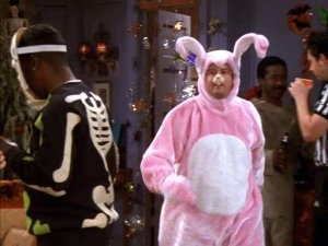 Friends - 08x06 The One With The Halloween Party