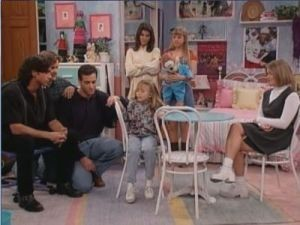 Full House - 08x24 Michelle Rides Again (2) Screenshot