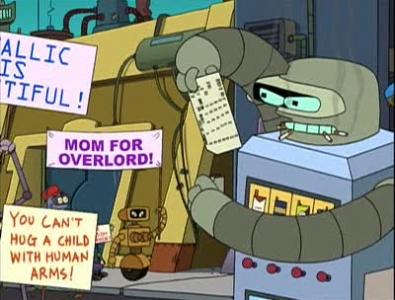 Futurama - 02x14 Mother's Day