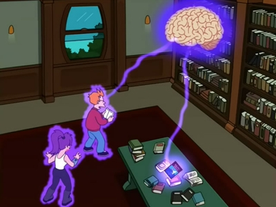 Futurama - 03x07 The Day the Earth Stood Stupid