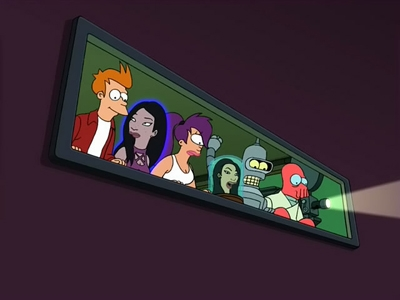 Futurama - 03x15 I Dated a Robot