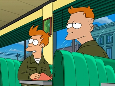 Futurama - 03x19 Roswell That Ends Well