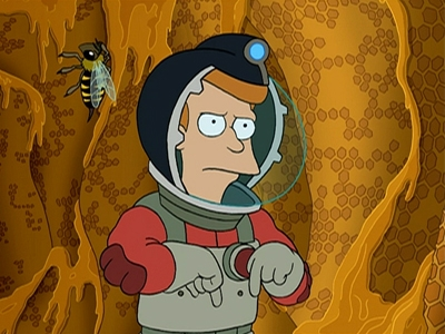 Futurama - 04x12 The Sting