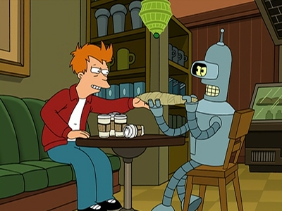Futurama - 04x16 Three Hundred Big Boys