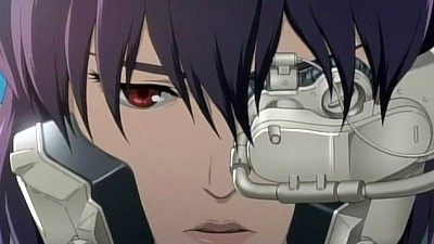 Ghost in the Shell: Stand Alone Complex - TV Movie: Solid State Society Screenshot