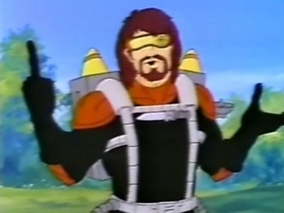 G.I. Joe: A Real American Hero - 04x20 The Legend of Metal-Head Screenshot