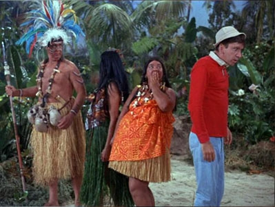 The Millionaire S Wife In Gilligan S Island