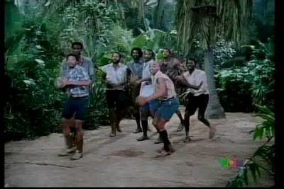 Gilligan's Island - TV Movie: The Harlem Globetrotters on Gilligan's Island Screenshot