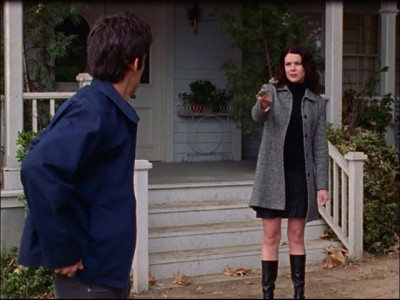 Gilmore Girls - 02x15 Lost And Found