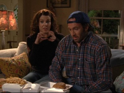 Gilmore Girls - 04x05 The Fundamental Things Apply