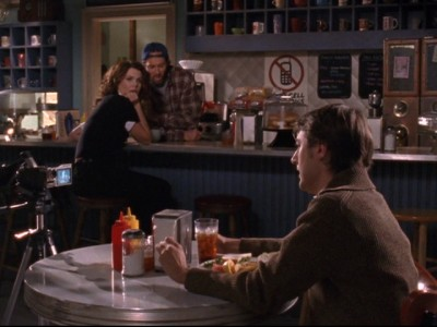 Gilmore Girls - 04x06 An Affair to Remember
