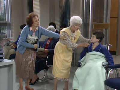 The Golden Girls - 04x02 The Days and Nights of Sophia Petrillo