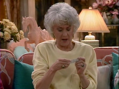 The Golden Girls - 04x08 Brother, Can You Spare That Jacket?