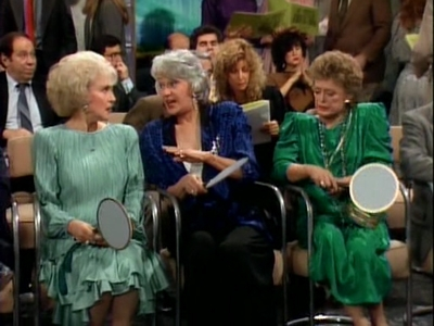 The Golden Girls - 04x11 The Auction