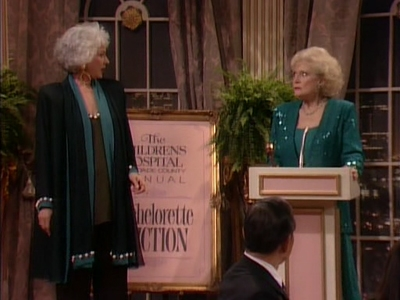 The Golden Girls - 06x23 Love for Sale
