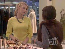 Gossip Girl - 02x20 Remains of the J