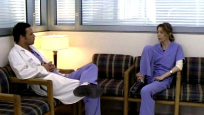 Grey's Anatomy - 02x19 What Have I Done To Deserve This?