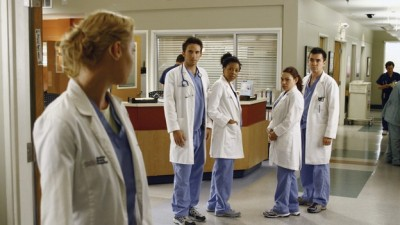 Grey's Anatomy - 04x01 A Change Is Gonna Come