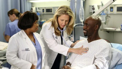 Grey's Anatomy - 04x08 Forever Young