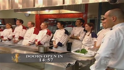 Hell's Kitchen - 01x01 Day 1