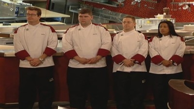 Hell's Kitchen - 01x03 Day 3
