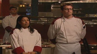 Hell's Kitchen - 01x05 Day 5