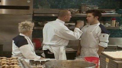 Hell's Kitchen - 01x06 Day 6