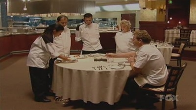 Hell's Kitchen - 01x08 Day 8
