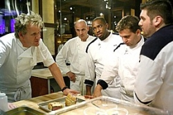Hell's Kitchen - 03x04 9 Chefs Compete