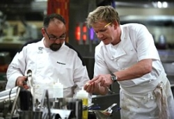 Hell's Kitchen - 04x11 5 Chefs Compete