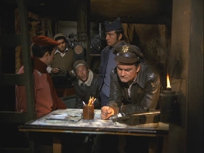 Hogan's Heroes - 06x24 Rockets or Romance Screenshot