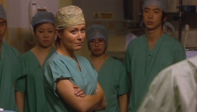 Holby City (UK) - 09x45 Old Wounds Screenshot