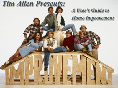 Home Improvement -  Tim Allen Presents: A User's Guide to Home Improvement
