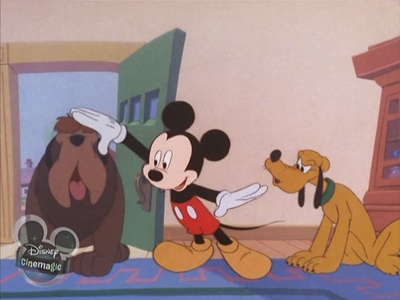 House of Mouse - 03x02 Pete's One-Man Show
