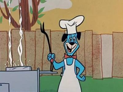 The Huckleberry Hound Show - 01x15 Barbecue Hound
