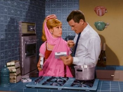 I Dream of Jeannie - 01x04 The Marriage Caper