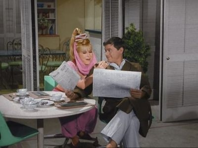 I Dream of Jeannie - 01x27 My Master, the Thief