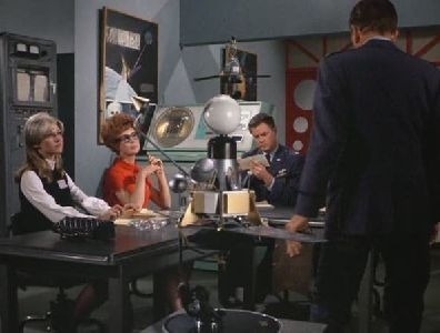 I Dream of Jeannie - 03x25 Operation: First Couple on the Moon