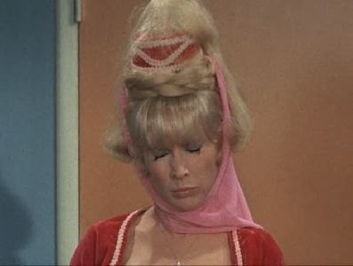 I Dream of Jeannie - 04x23 Around the Moon in 80 Blinks