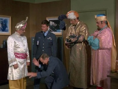 I Dream of Jeannie - 05x03 Guess Who's Going to Be a Bride? (1)