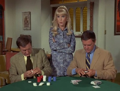 I Dream of Jeannie - 05x25 One Jeannie Beats Four of a Kind