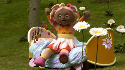 In The Night Garden Uk 1x06 The Pontipines In Upsy Daisy S Bed