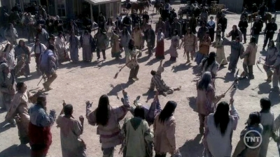 Into the West - 01x06 Ghost Dance