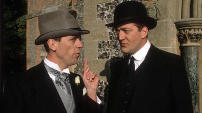 Jeeves and Wooster (UK) - 04x06 The Ties That Bind Screenshot