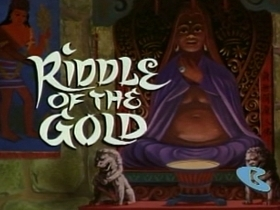 Jonny Quest (1964) - 01x05 Riddle of the Gold