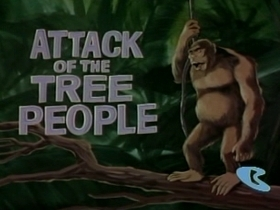 Jonny Quest (1964) - 01x19 Attack of the Tree People